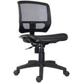 《時尚屋》DIY-Toby全網透氣電腦椅(黑色)