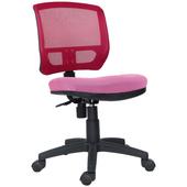 《時尚屋》DIY-Gerry網背電腦椅(紅色)