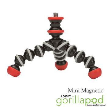 JOBY GorillaPod Mini Magnetic金剛爪迷你磁鐵吸力腳架(GP5)