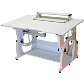《時尚屋》DIY兒童成長書桌(橘色)