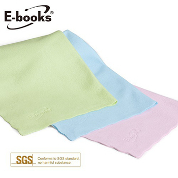 《E-books》A2 智慧手機光學擦拭布(S)   5入(顏色隨機出貨)