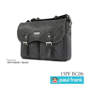 Paul Frank 13PF-N-BC06 時尚型側背包(時尚黑)