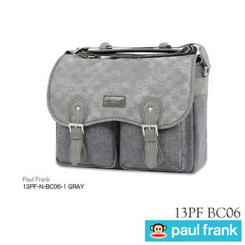 Paul Frank 13PF-N-BC06 時尚型側背包(時尚灰)