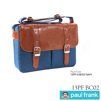 Paul Frank 13PF-N-BC02 經典型側背包(時尚藍)