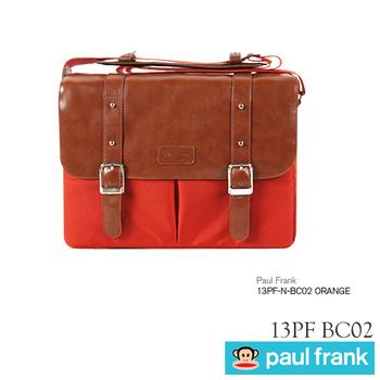 Paul Frank 13PF-N-BC02 經典型側背包(時尚橘)