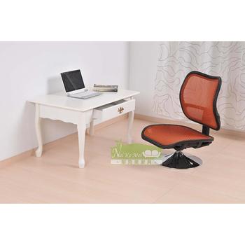 ★結帳現折★NaiKeMei-耐克美- 透氣式全網和室椅(科技橘)