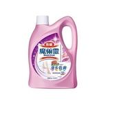 《魔術靈》地板清潔劑-晨露花香(2000ml/瓶)