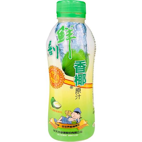 半天水 100%香椰原汁(600ml/瓶)
