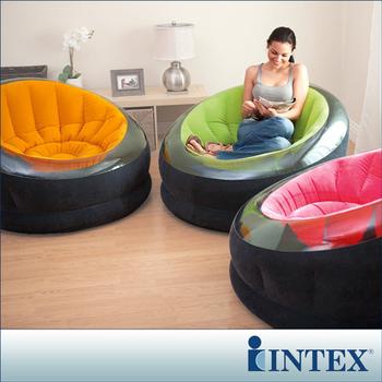 ★結帳現折★INTEX 星球椅充氣沙發椅-3色隨機出貨