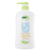 《Nac Nac》牛奶燕麥沐浴乳(700ml/罐)