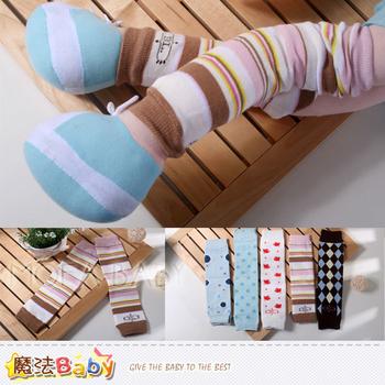 魔法Baby 針織毛線兒童保暖小腿襪套(A.B.C.D.E)~時尚設計~k00170(A)