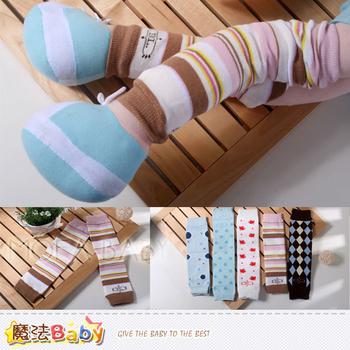 魔法Baby 針織毛線兒童保暖小腿襪套(A.B.C.D.E)~時尚設計~k00170(C)