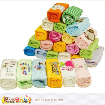 魔法Baby 純棉寶寶長袖連身包屁衣(男生.女生款,5件一包裝)~嬰兒內著~k32802(女生款/18個月)