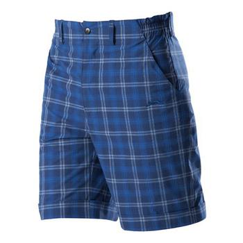 Slazenger史萊辛格 超細棉質格紋五分褲(573004/S)