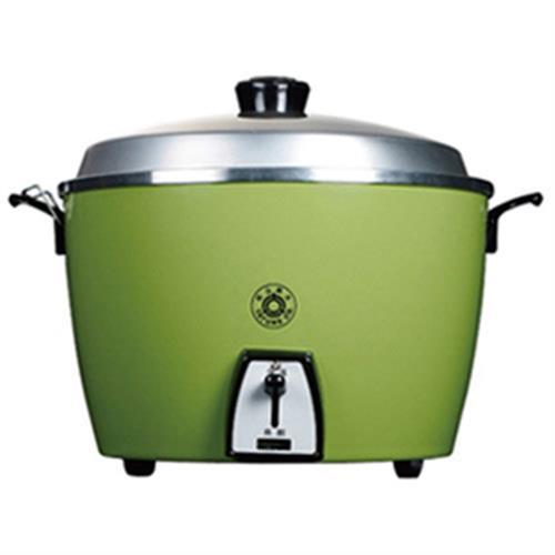 大同 不鏽鋼內鍋電鍋6人份-綠色(TAC-06L-SG)