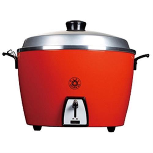 大同 不鏽鋼內鍋電鍋6人份-紅色 TAC-06-SR