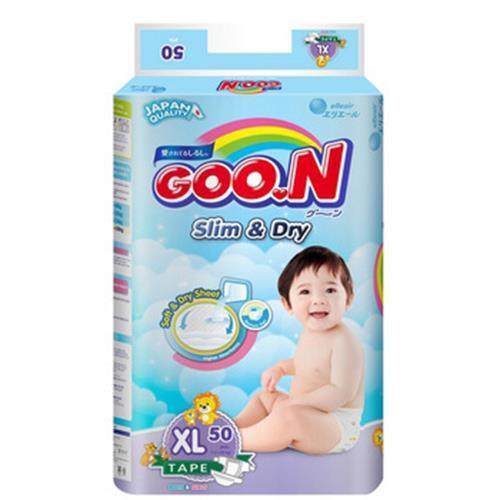 GOO.N 大王紙尿褲-黏貼型XL(50片/串)