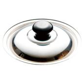 不鏽鋼丸鍋蓋(18cm)