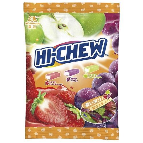 森永 嗨啾水果軟糖袋裝家庭包(330g/包)