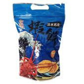 《台灣美食全記錄》淡水蝦餅-原味(90g/包)
