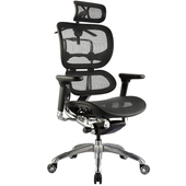 《aaronation》RELYON系列 雙層式椅背人體工學電腦椅