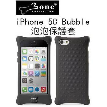 BONE iPhone 5C Bubble 泡泡保護套(黑色)