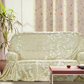 《布安於室》靼葉DIY2人座沙發罩
