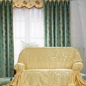 《布安於室》雅典DIY3人座沙發罩-駝黃