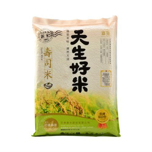 天生好米 壽司米(4kg/包)
