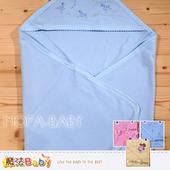 《魔法Baby》純棉嬰兒包巾~k00620(黃)