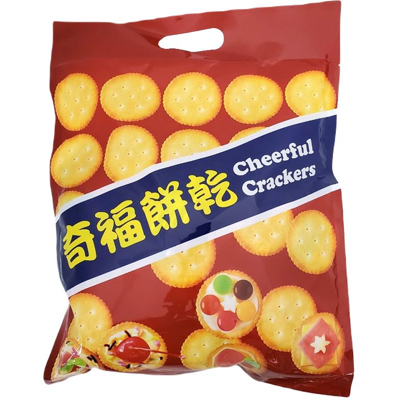 《掬水軒》奇福餅乾量販包(320g/包)