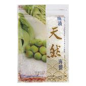 《台鹽》醃漬天然海鹽(600g/包)
