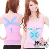 《速塑女人》180D 美胸平腹塑體超機能小可愛(粉色)