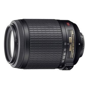 Nikon 55-200mm/F4-5.6 G EDAF-S DX VR Zoom (公司貨)★