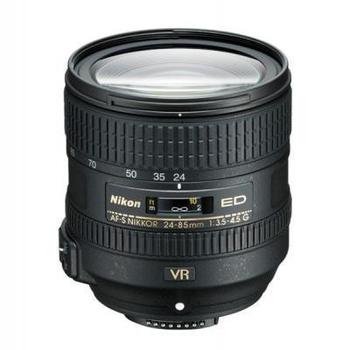 Nikon AF-S NIKKOR 24-85mm f/3.5-4.5G ED VR (公司貨-拆鏡白盒)★送強力吹球+拭鏡筆+擦拭布