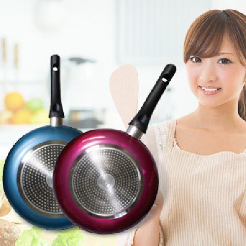 清水 金家福不沾鍋32CM(電磁爐適用)(CZ-0901)