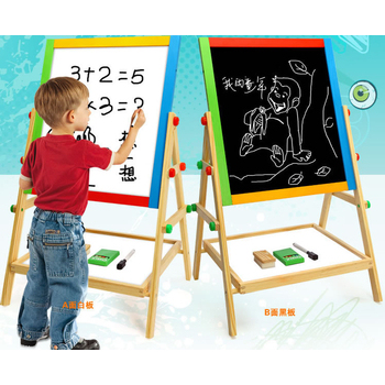 Life-Toy 兒童可升降雙面小畫板