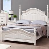 《Homelike》琳達床架組-雙人5尺