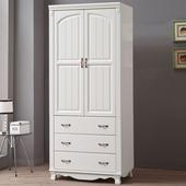 《Homelike》琳達3x7衣櫃