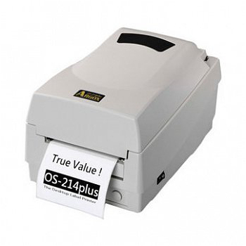Argox OS-214 plus 熱感式&熱轉式 兩用列印機/條碼機/印表機