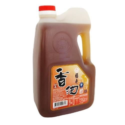 《福壽》好味香油(3L/桶)