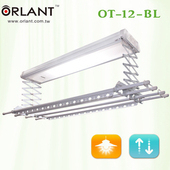 《歐蘭特》電動遙控升降曬衣架OT-12-BL
