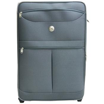 RAIN DEER 30吋雙織時尚輕量防潑水商務旅行箱(灰色雙織)