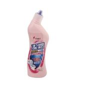 《潔霜》免刷洗馬桶清潔劑-百花清香(500ml/瓶)