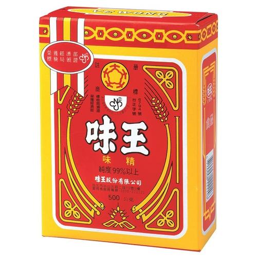 味王 味精(500g/包)