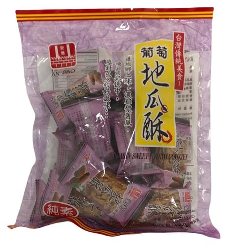 安堡 葡萄地瓜酥(380g/包)