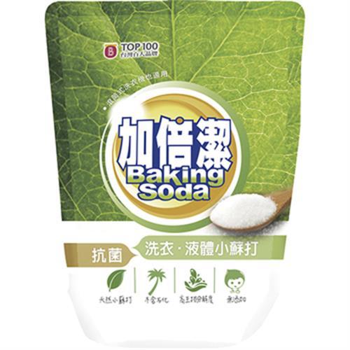 加倍潔 洗衣用液體小蘇打抗菌配方(1800gm/包)
