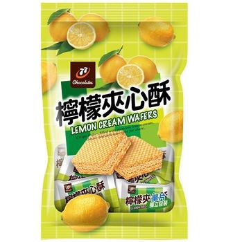 宏亞 77檸檬夾心酥(280g/包)
