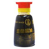 《金蘭》醬油桌上瓶(148ml/玻璃)