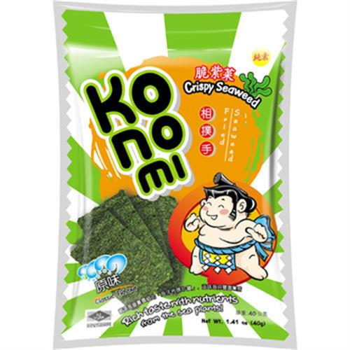 KoNoMi相撲手 脆紫菜-原味(40g/包)
